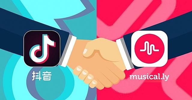 Musical.ly se fusiona con Tik Tok.
