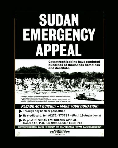 Sudan Emergency (Appeal)