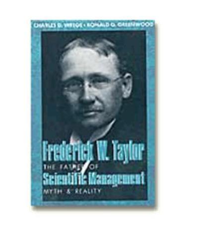 """Los principios de """"Administración Científica"""""""