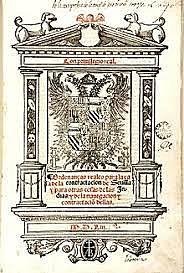 Ordenanzas de Sevilla de 1510
