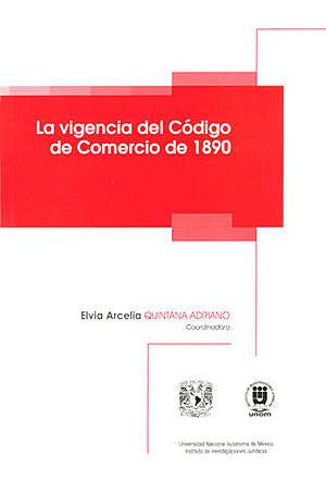 El Código de Comercio de 1890