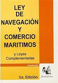 Ley de Navegación y Comercio Marítimos