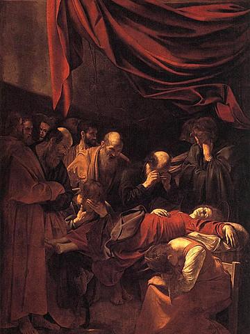 La morte della Vergine