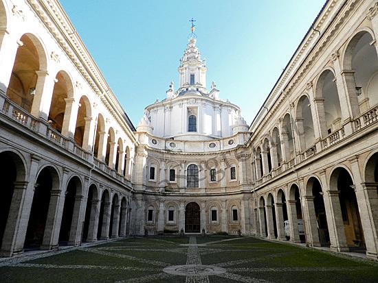 Sant'Ivo della Sapienza