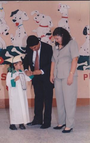 Graduación de Pre-Primaria