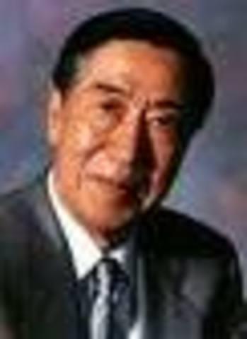 El profesor G. Taguchi inicia el estudio y aplicación del diseño experimental.