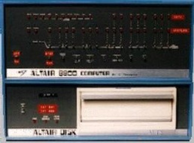 1974 Altair 8800