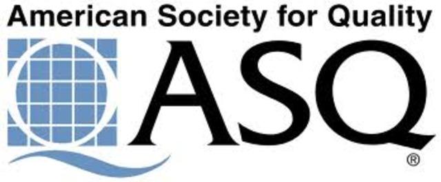 Sociedad Americana de Contro se convierte en Sociedad Americana de Calidad
