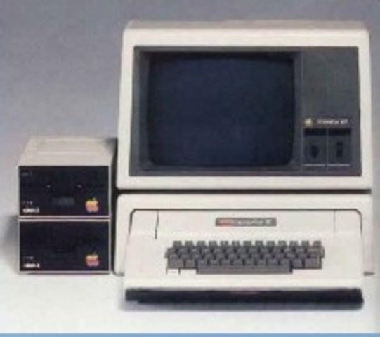 1975 Apple II Microsoft