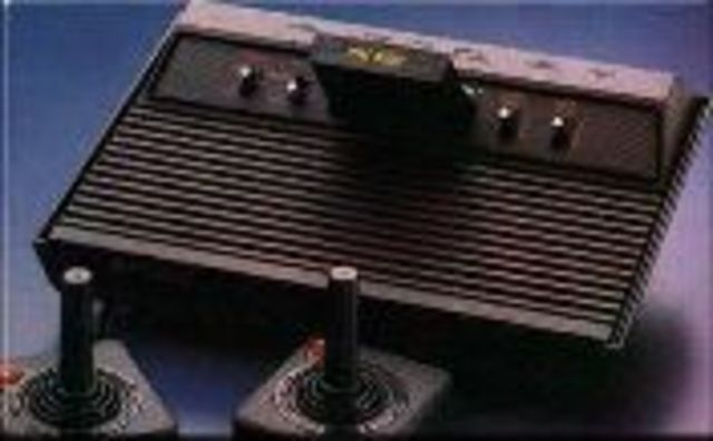 1976 El Atari 2600 VCS