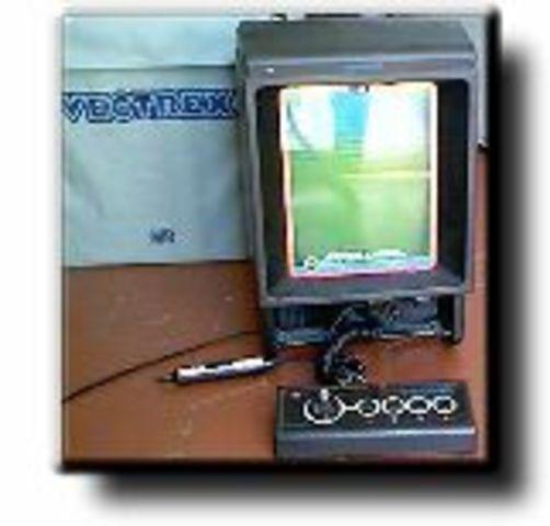 1982 El Vectrex.