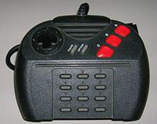 1986 El Atari Jaguar.