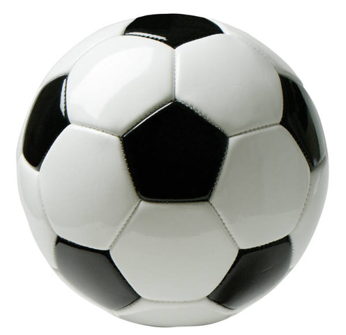 Started to play soccer.