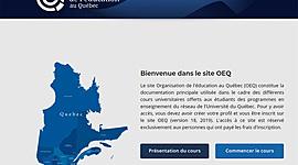 Aperçu sociohistorique de l'évolution du système scolaire québécois timeline