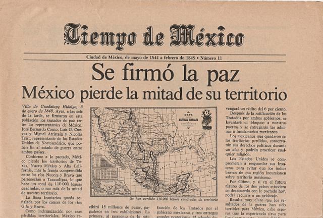 Tratados de Guadalupe Hidalgo