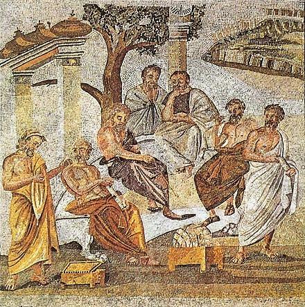 Założenie Akademii Platońskiej