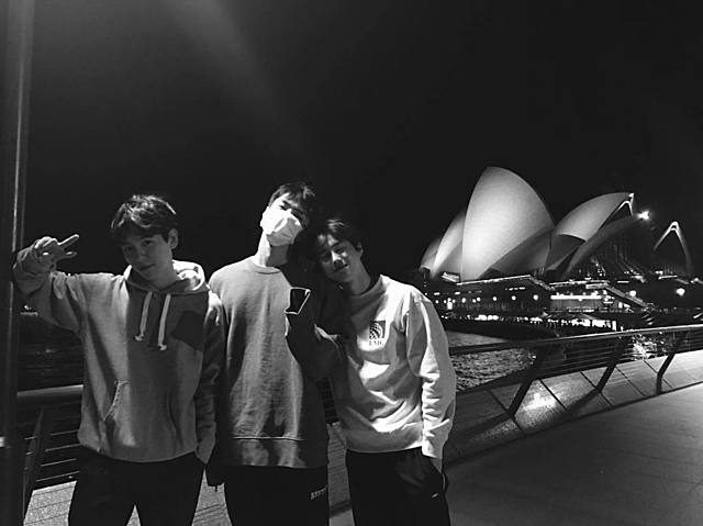 Baekhyun Instagram Post