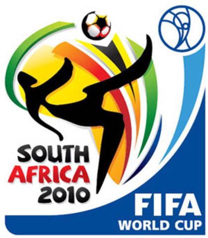 FIRST FIFA WORLD CUP IN AFRICA! ALSO FIRST WORLD CUP TELEVISED IN HIGH DEFINITION