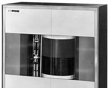 IBM 1405 Disco de Almacenamiento