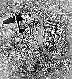 Alemães começam a atacar a cidade de Londres