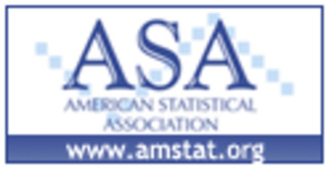 La Asociación Americana de Estadística (ASA, por sus siglas en inglés)establece el Comité Ad Hoc .