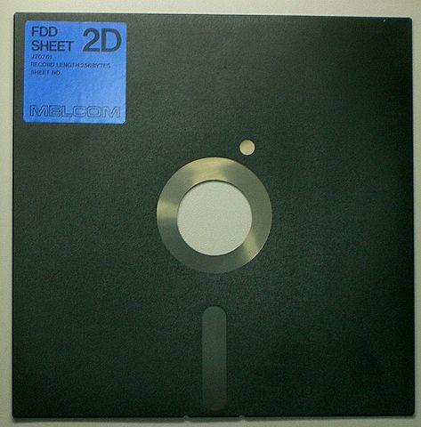 Disco Magnetico | IBM 3740