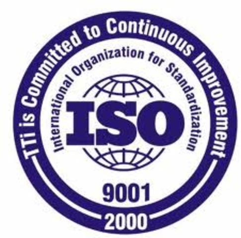 Se incrementan las actividades de certificación ISO 9000 en la industriaestadounidense