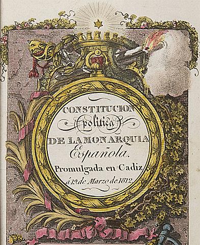 La constitución hispana