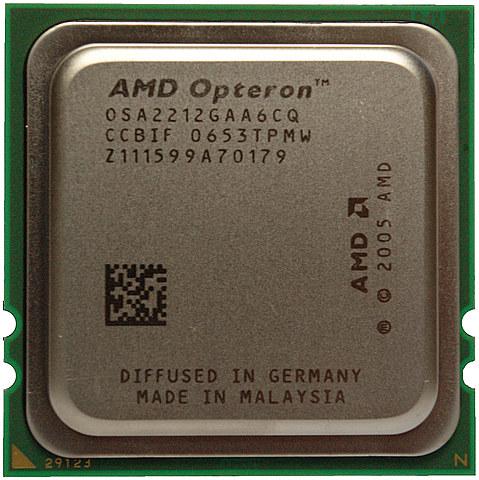 AMD Opteron 64bits