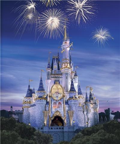 Viaje a Disney con mi familia