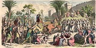 Mesopotamia- sivilisajonens vugge