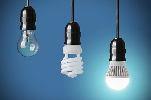 Discovery of LED lighting