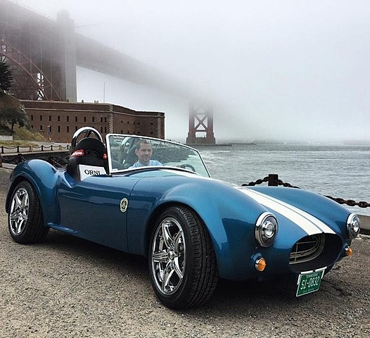 ORNL and AMO reveal 3D printed Shelby Cobra