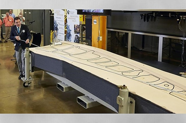 ORNL Produces the World's Largest Solid 3D-Printed Object