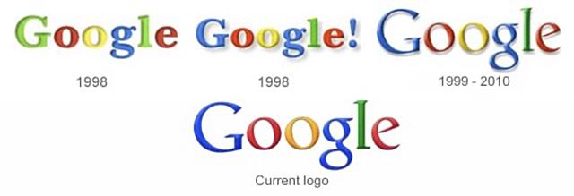 Création  de Google