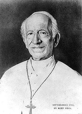 Aporte del papa León XIII