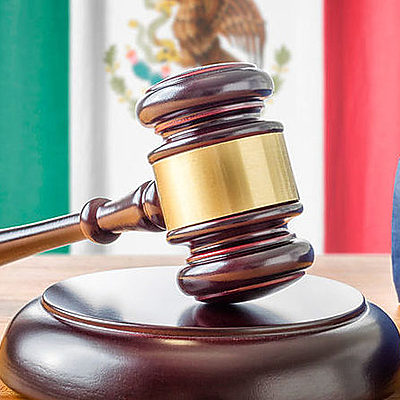 Historia del Derecho en México timeline