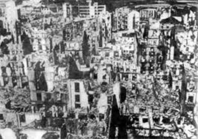 Bombardeo de Gernika-Lumo