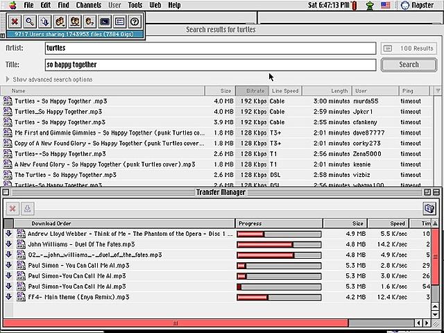 Naissance du format MP3