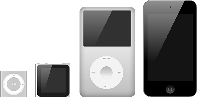 Apple lance l'Ipod