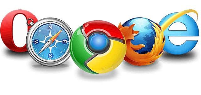 Surgen navegadores web