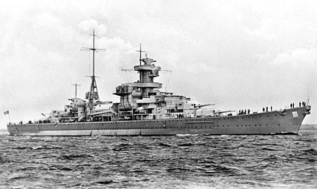 Norge blir angrepet av Tyskerene