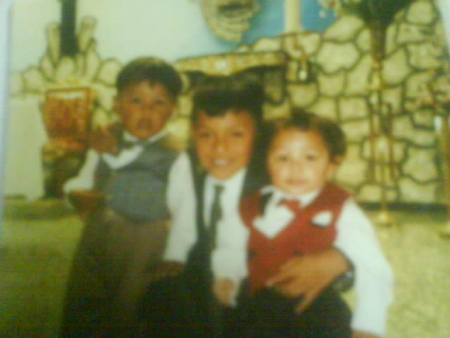 conosco a mis dos hermanos mayores