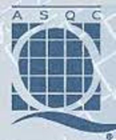 Fundación de la ASQC