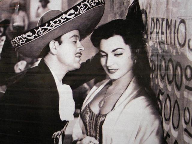 Inicio de la época de oro del cine mexicano