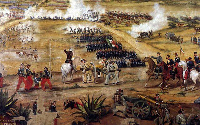 Batalla del 05 de Mayo