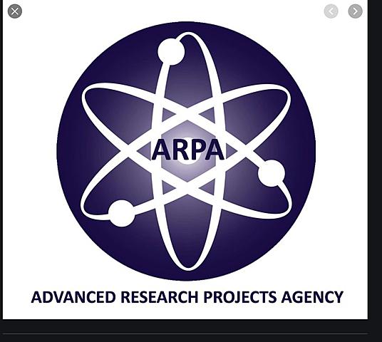 Création d' ARPANET
