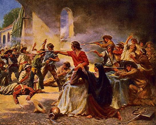 Guerra de la Independencia de Texas