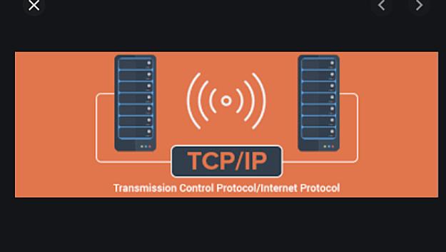 Création du protocole TCP/IP