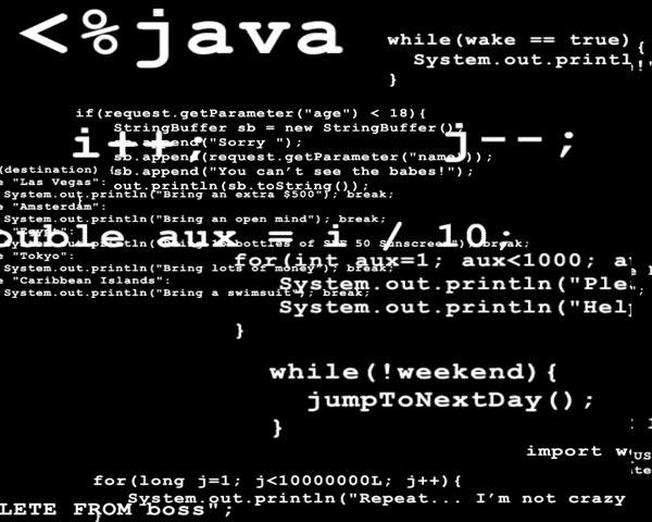 se crea java lenguaje de programacion